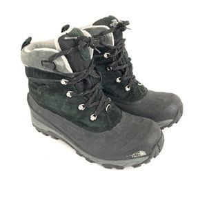 The North Face Men's Chilkat II Boots Black Winter